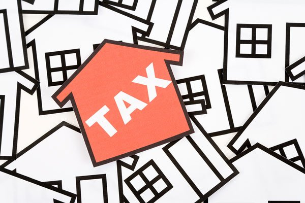 Tax Problems When Inheriting a Property