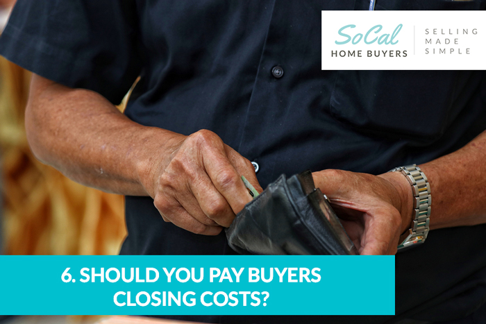 Should you pay the buyers closing costs?